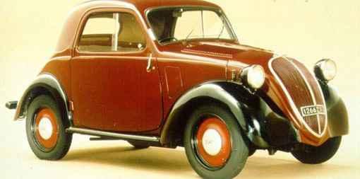 Elektromos hajtással is kapható lesz a feltámasztott Fiat Topolino