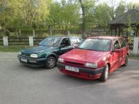 Fiat Tipo Vs. Golf 3