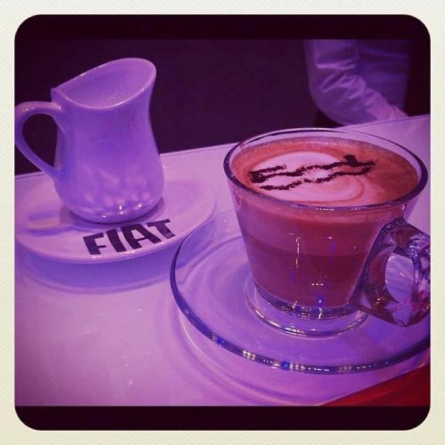 Fiatos kávé