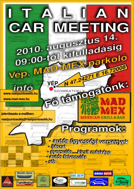 ITALIAN CAR MEETING!!