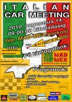 ITALIAN CAR MEETING!!