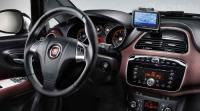 Okos navigáció a Fiatnak